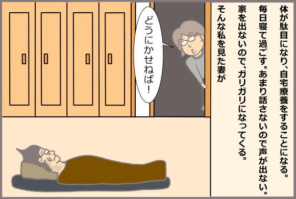 コーギーアルんち:病弱ガリガリ